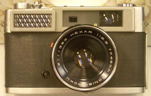 What was your first camera and would it be a classic today