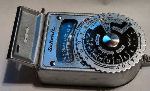 four old light meters | Photo net Photography Forums