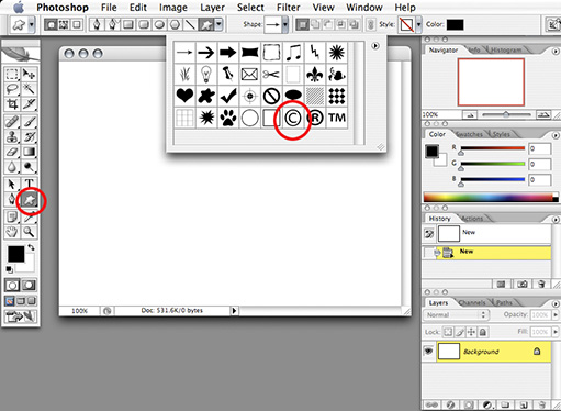 Copyright Symbol In Ps Photo Photography Forums