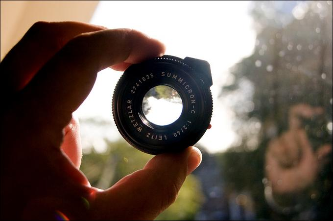 Which 40mm lens is best ?? Nokton or Summicron ?   Photo net
