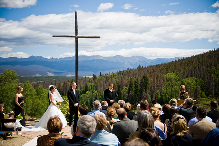 Inspiration Outoor Ceremonies: POST: Good Examples Of Outdoor Ceremony Wedding Images