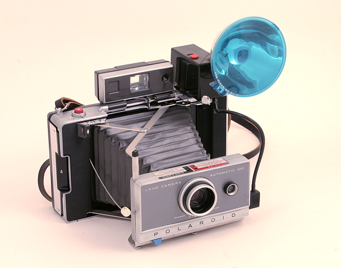 I want to try a vintage Polaroid camera | Photo.net Photography Forums