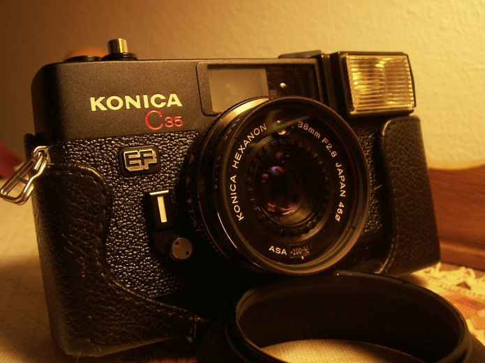 konica c35 ef question about top shutter speed photo net rh photo net Konica C35 MFP konica c35 efp instruction manual
