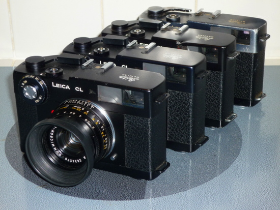 Leica CL - dead meter cell ? Please help | Photo net Photography Forums