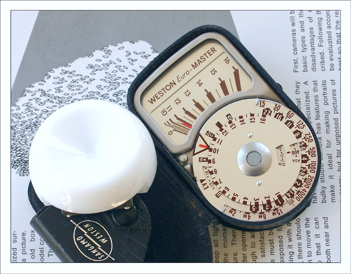 Old Light Meters - an accumulation | Photo net Photography