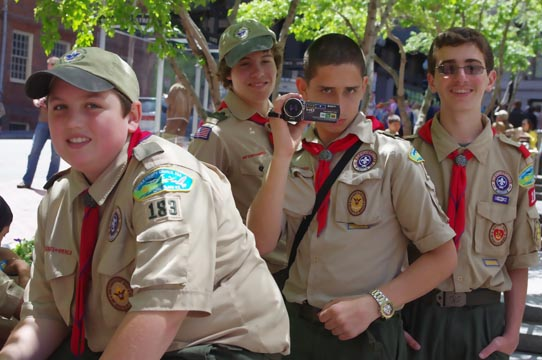 Could you qualify for a 1948 Boy Scout Photography Merit Badge – Photography Merit Badge Worksheet