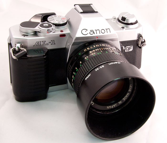 Canon Al 1 Quick Focus Another Step Toward The Modern Camera