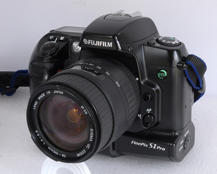 Fujifilm Finepix S1 Pro Classic Dslr Some Shots And Comments