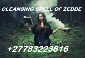 Spiritual Cleansing [+27783223616] Remove bad Luck, Evils