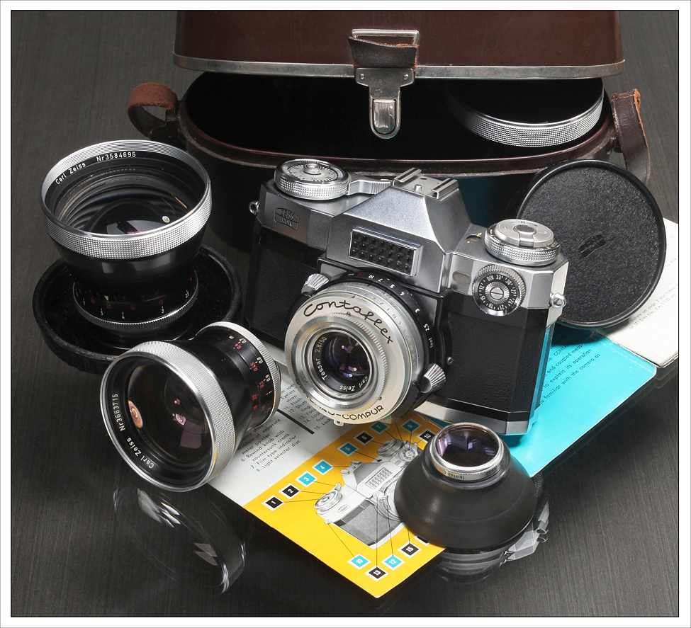 The Contaflex Revisited | Photo net Photography Forums