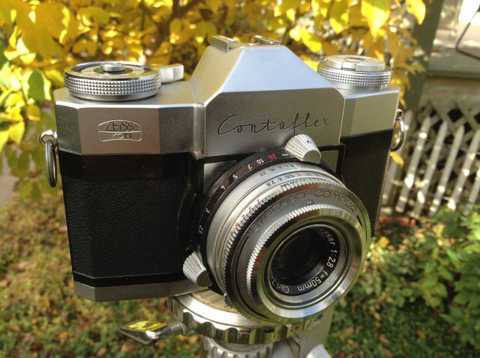 The Contaflex Super's Daddy | Photo net Photography Forums
