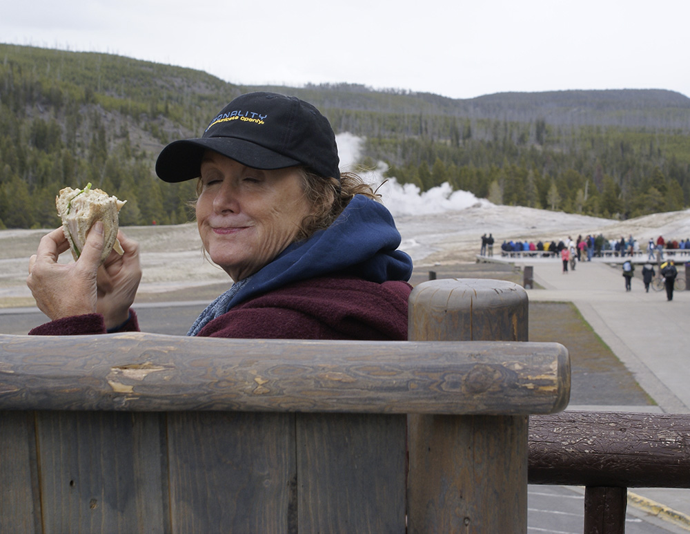 anita yellowstone eating.jpg