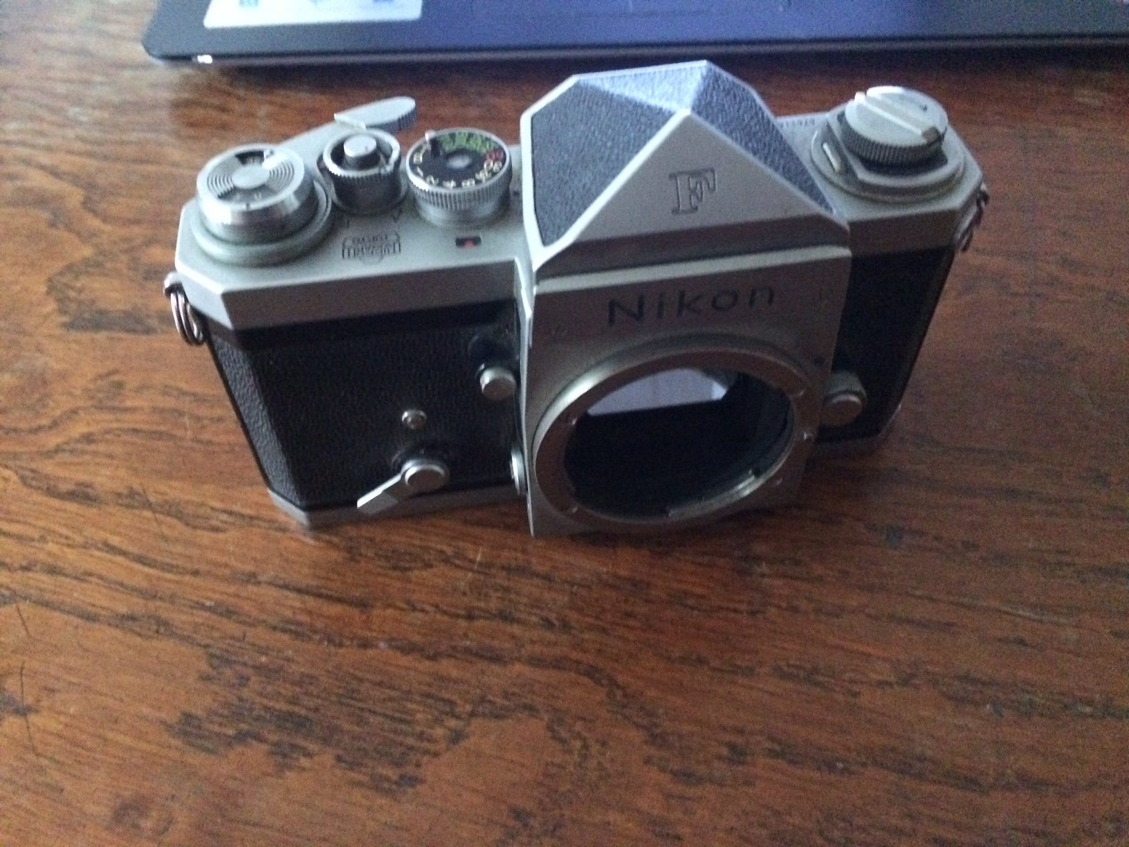 Identify my nikon! What is this?? | Photo net Photography Forums