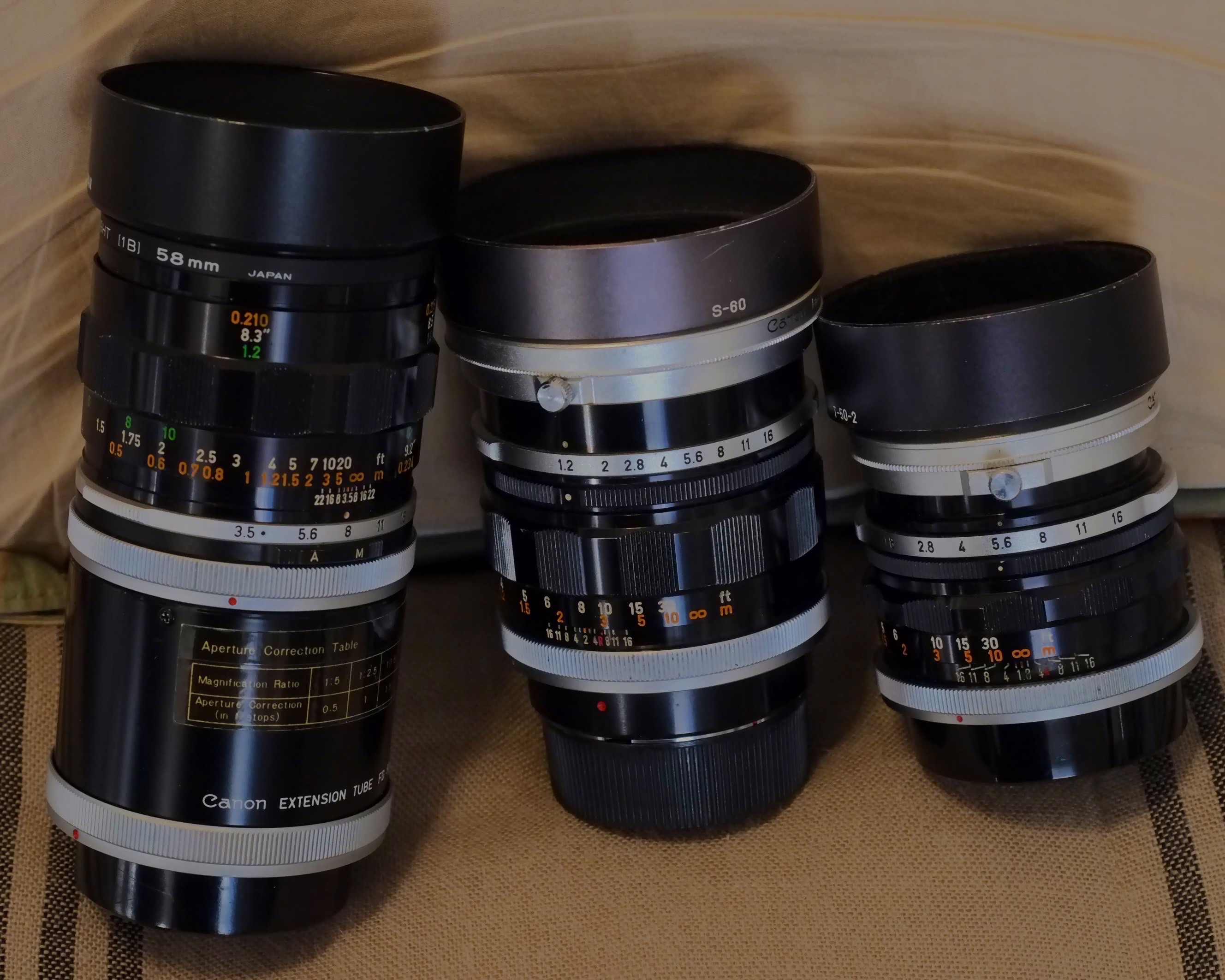 Three Canon FL Lenses.jpeg