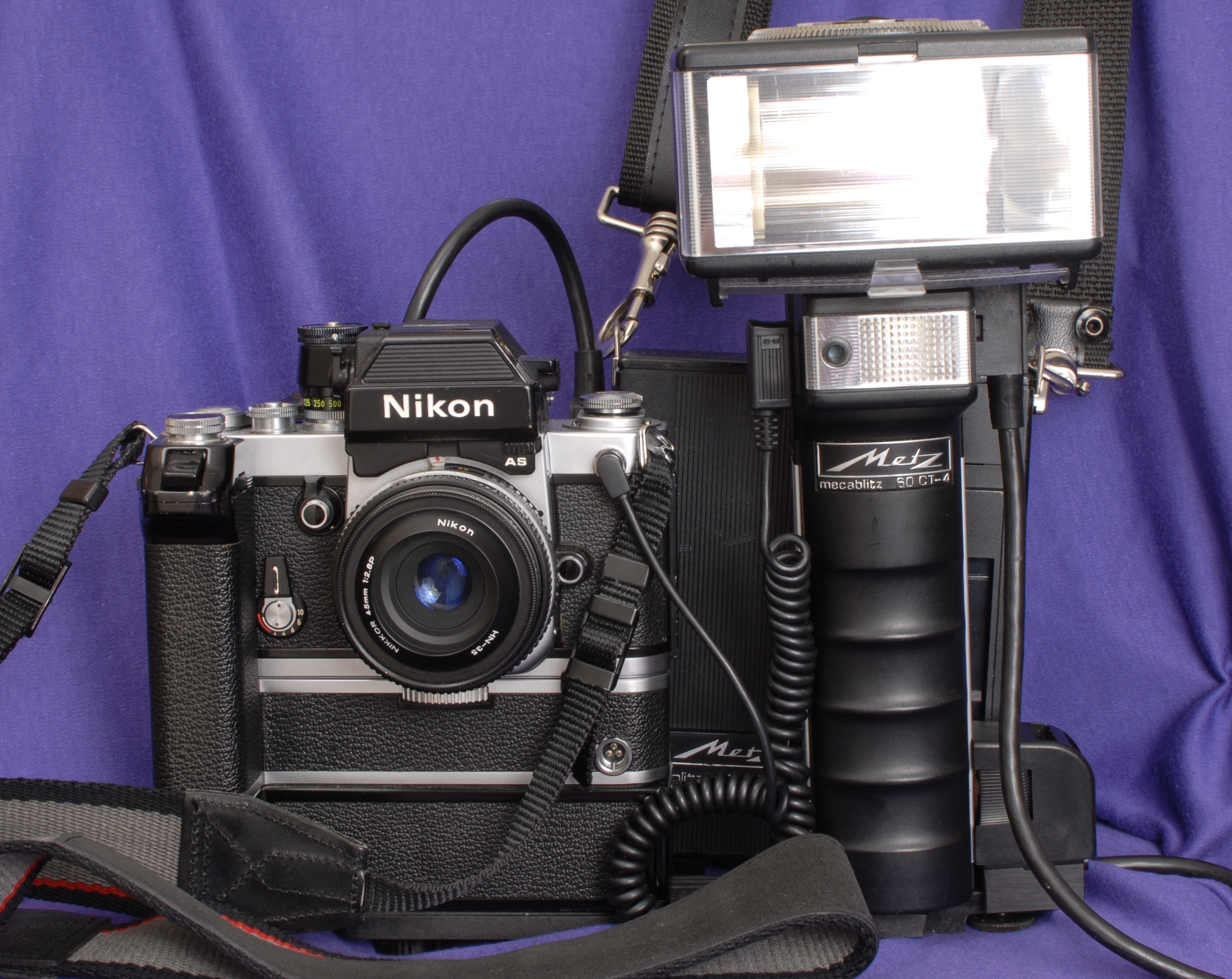 Nikon F2 Ttl Flash Photography Forums Camera Circuit Further Disposable Bpl0282 Btw The