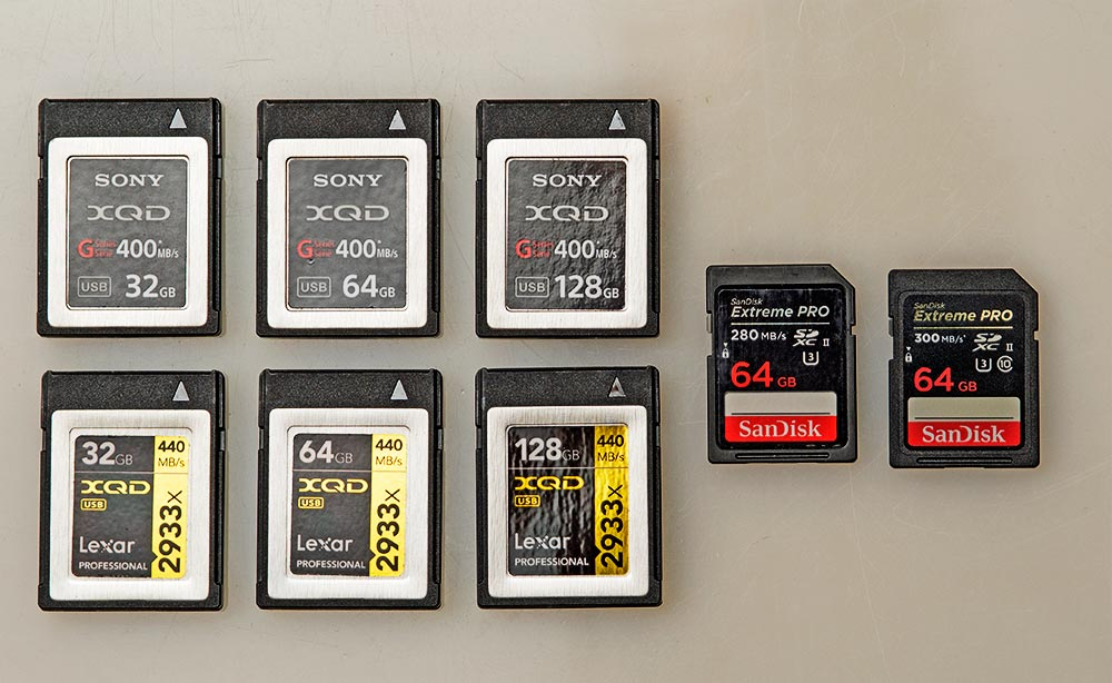 Thoughts on D500 Memory Cards | Photo net Photography Forums