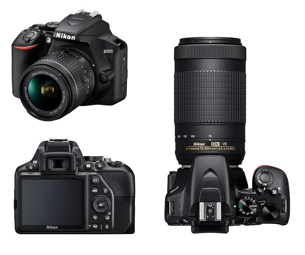 Nikon Introduce D3500 Entry-Level DSLR | Photo net