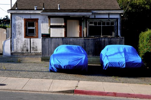 Monterey - Two Blue Cars.jpg