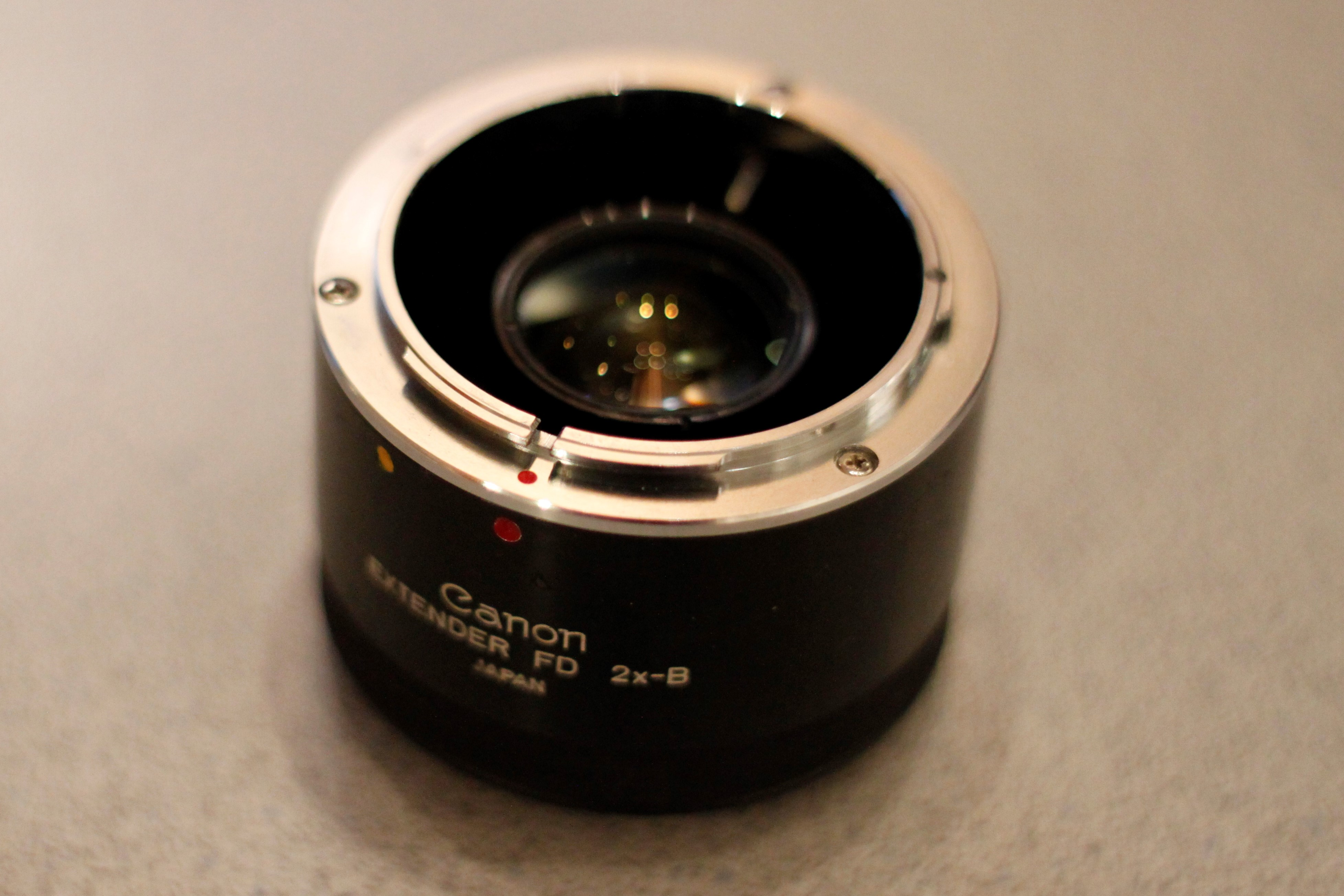 Using FD lenses on EOS body by adapters | Photo net Photography Forums