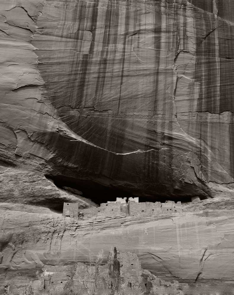 AZ-Canyon-de-Chelly-White-House-BW.jpg