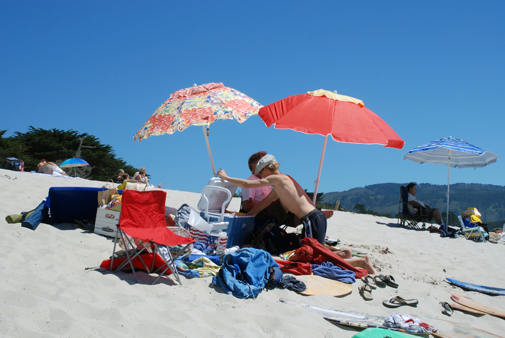 Carmel - Beach - Umbrellas.jpg