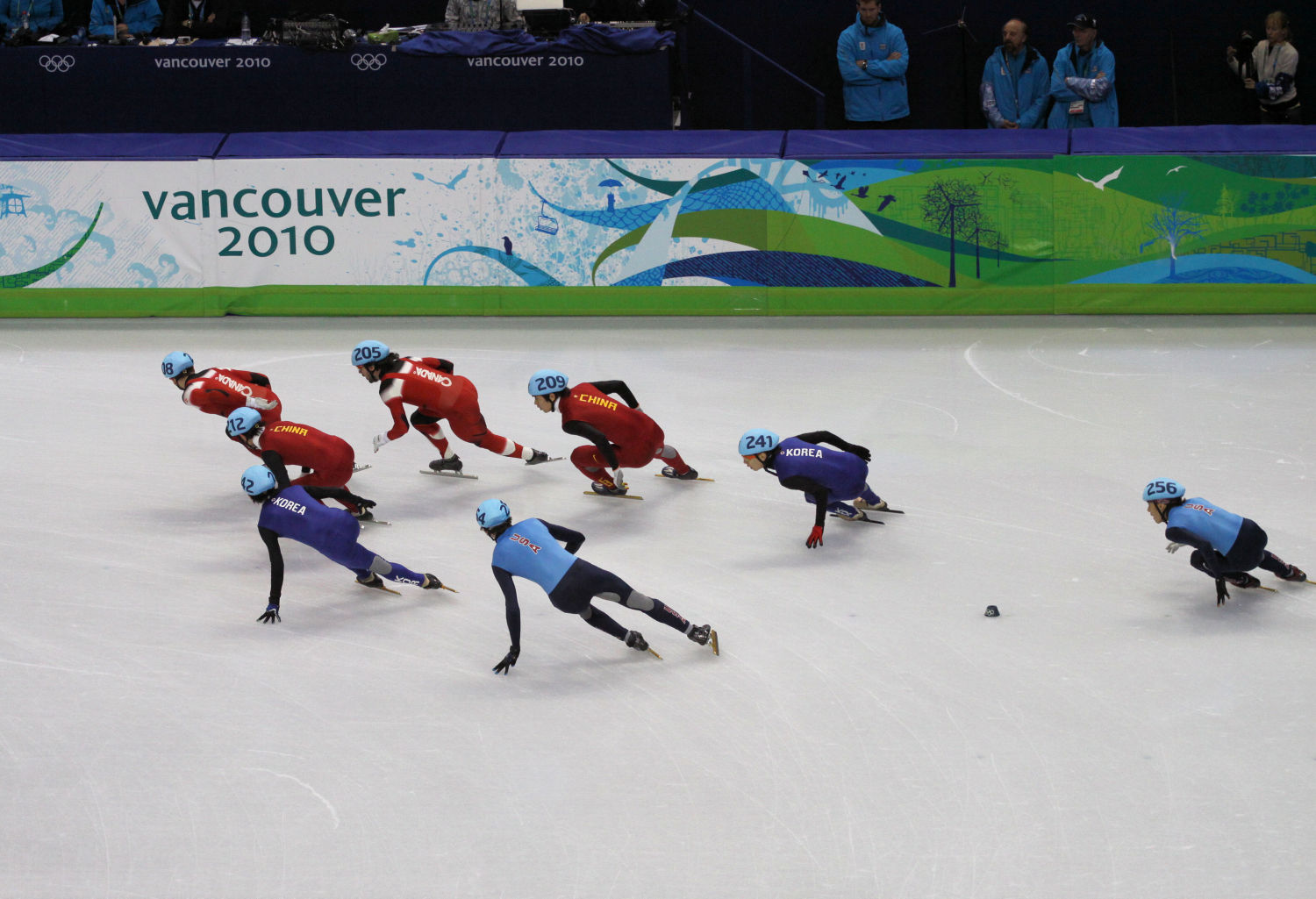 2010 Vancouver - Olympic Games - speed skating IMG_0143.JPG